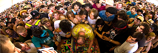 Transcendent Hypnotic Bliss with Dan Deacon