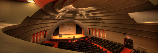 Tishman Auditorium